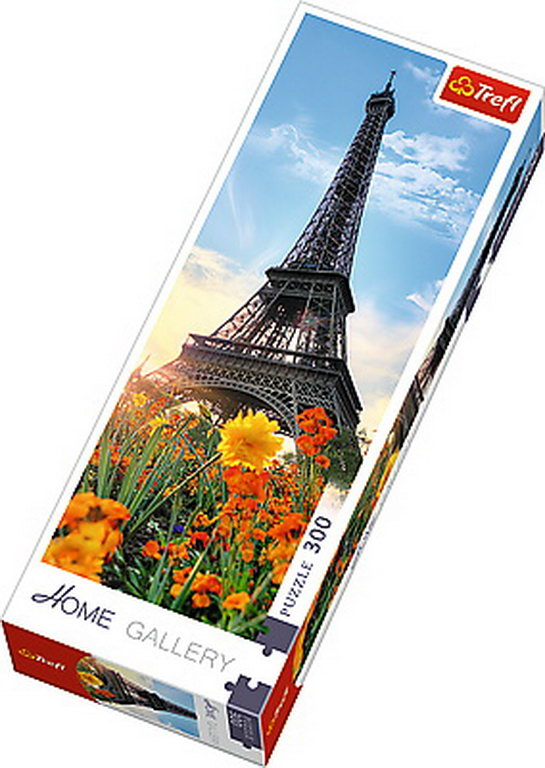 Puzzle Trefl Panorama 300 Turnul Eiffel