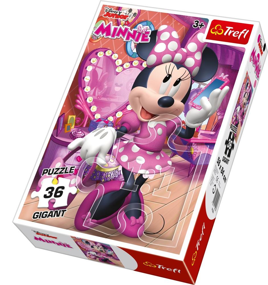 Puzzle Gigant 36 Minnie