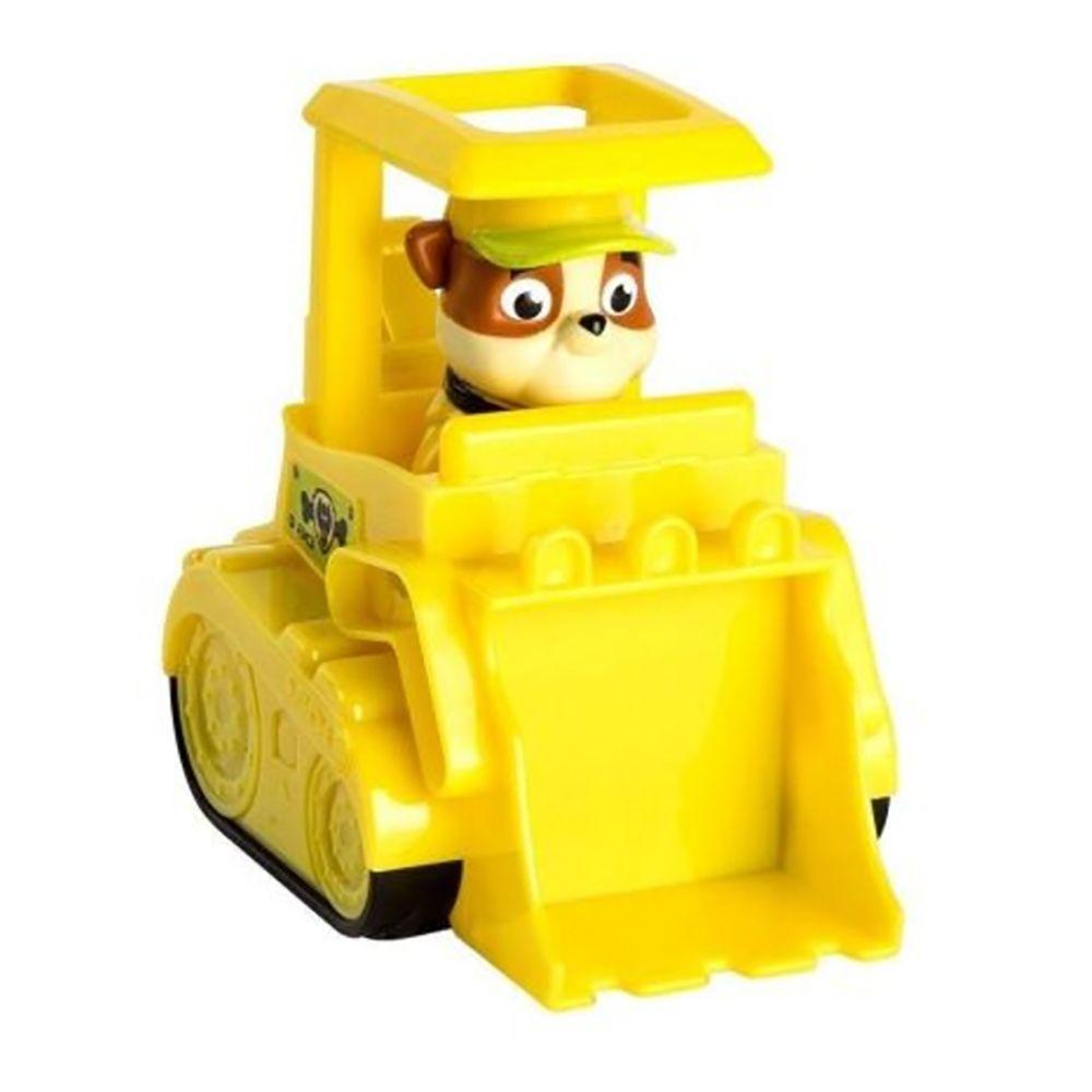 Masina Teren Roadster Paw Patrol Si Figurina Rubble