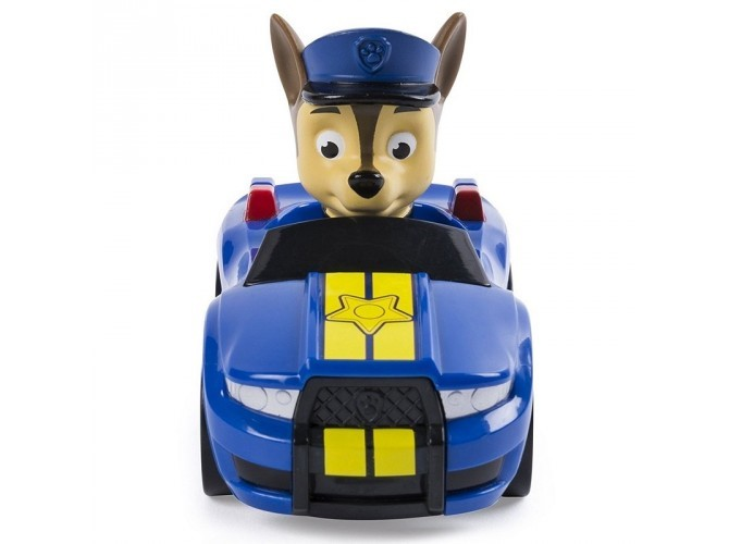 Paw Patrol Masina De Politie Roadster Si Figurina Chase