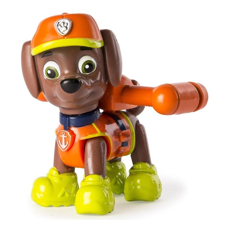 Figurina Paw Patrol Jungle Rescue Zuma