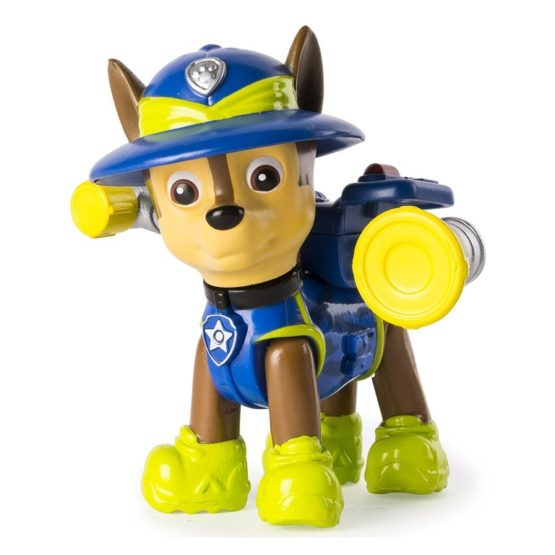 Figurina Paw Patrol Jungle Rescue Chase
