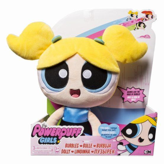 Powerpuff Girls Plus Interactiv Bubbles 27 Cm