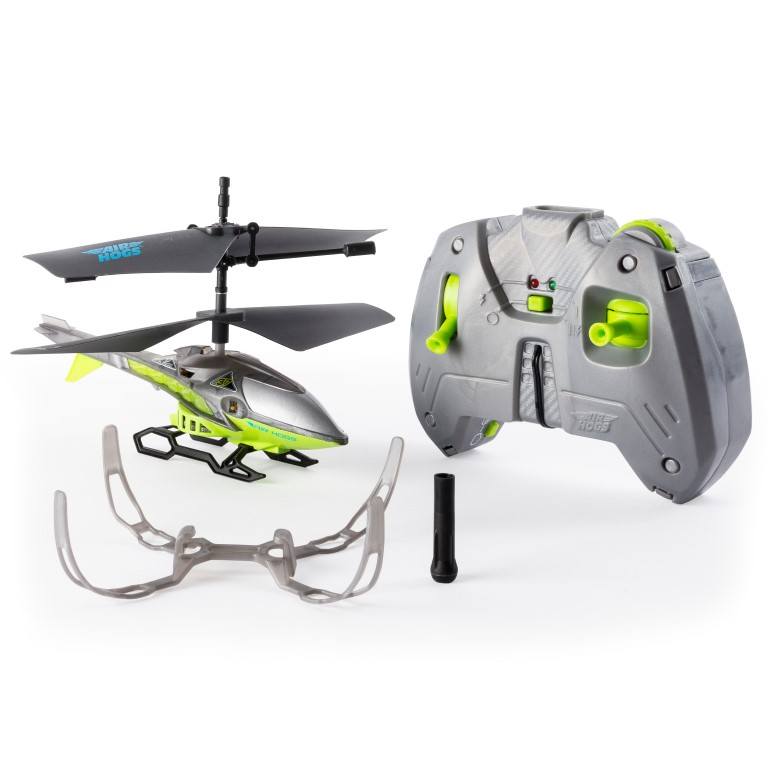 Airhogs Elicopter Rc Axis 200 Argintiu