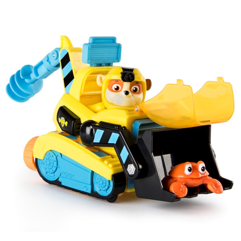 Set De Joaca Rubble Si Buldozerul Sea Patrol
