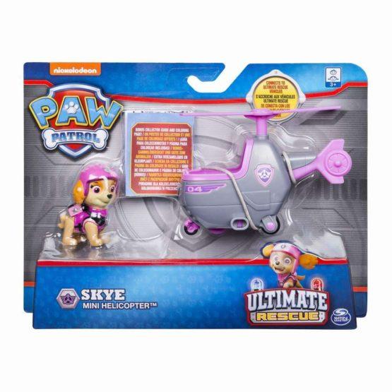 Patrula Catelusilor Vehicule Cu Figurine Ultimate Rescue Skye