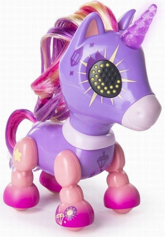 Unicorn Interactiv Zoomer Zupps Crystal