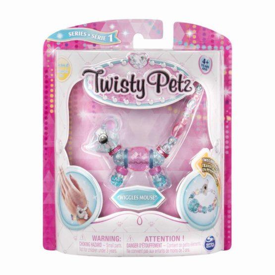 Twisty Petz Bratara Animalut Pentru Colectionat Soricel