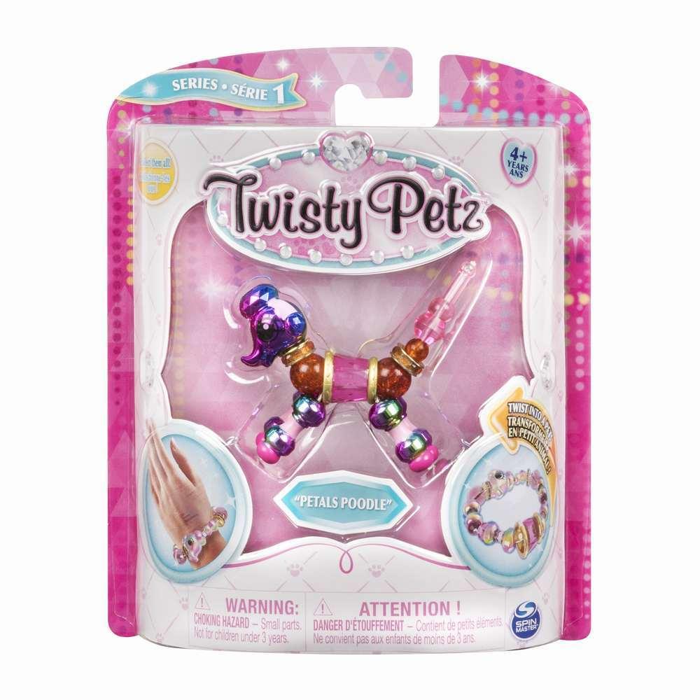 Twisty Petz Bratara Animalut Pentru Colectionat Pudel