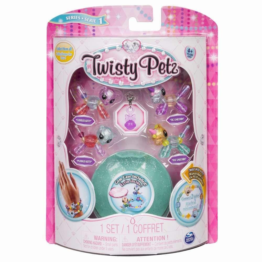 Twisty Petz Set 4 Bratari Baby Animalute Tip5