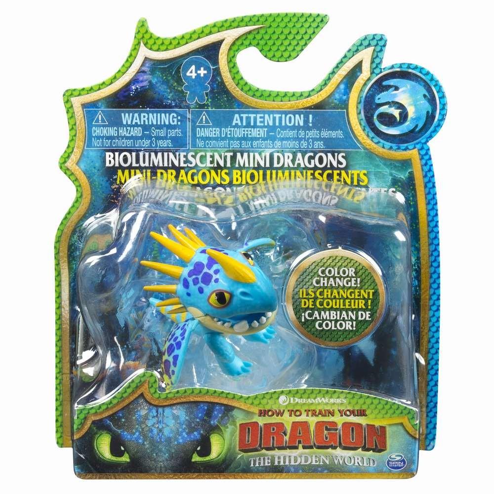 Mini Dragon Stormfly Schimba Culoarea