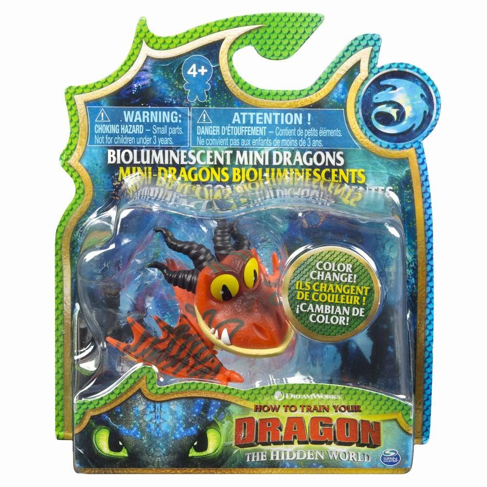 Mini Dragon Hookfang Schimba Culoarea