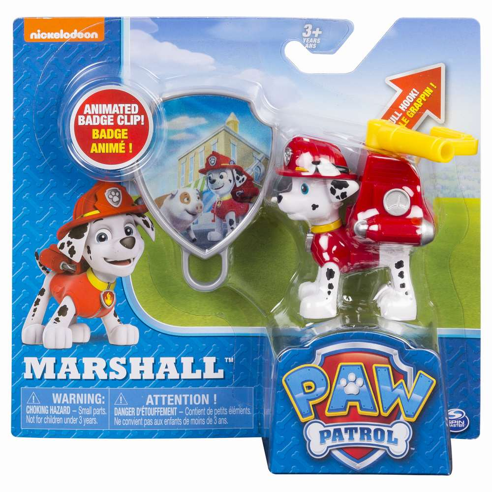Patrula Catelusilor Eroi In Actiune Marshall | eToys.ro