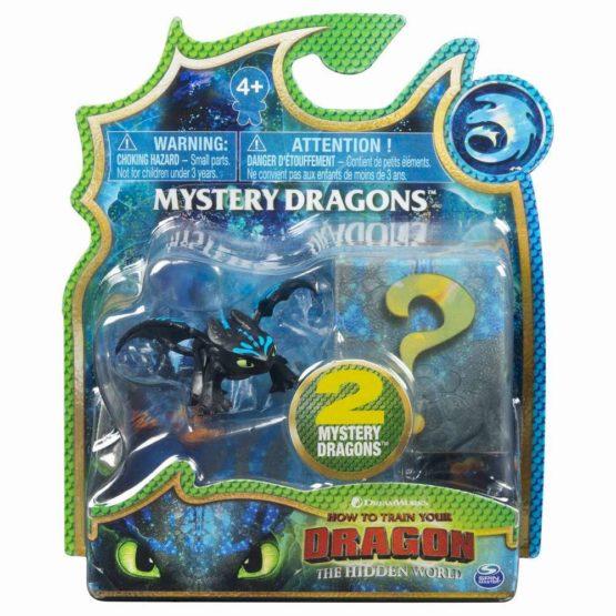 Set 2 Dragoni In Pachet Stirbul Si Prietenul