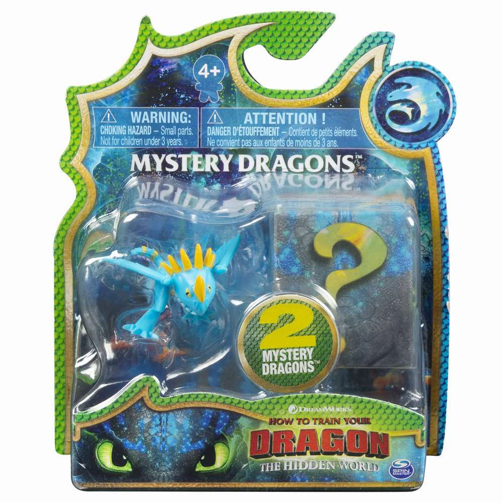 Set 2 Dragoni In Pachet Stormfly Si Gronckle