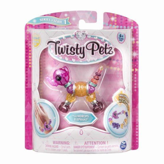Twisty Petz Bratara Animalut Pentru Colectionat Elefantel