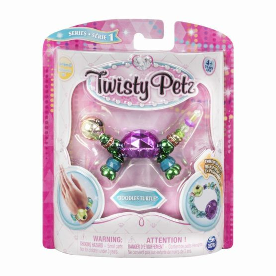 Twisty Petz Bratara Animalut Pentru Colectionat Broscuta