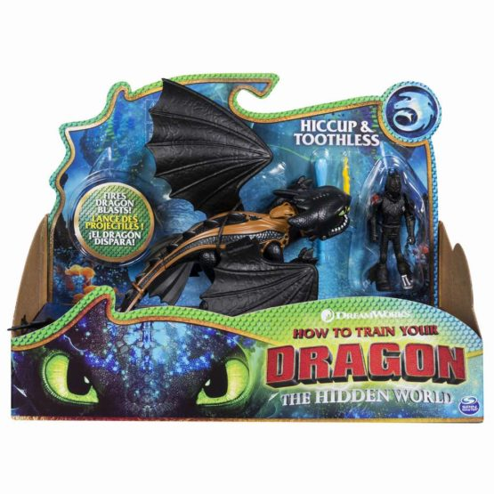 Dragons 3 Stirbul Si Viking Hiccup