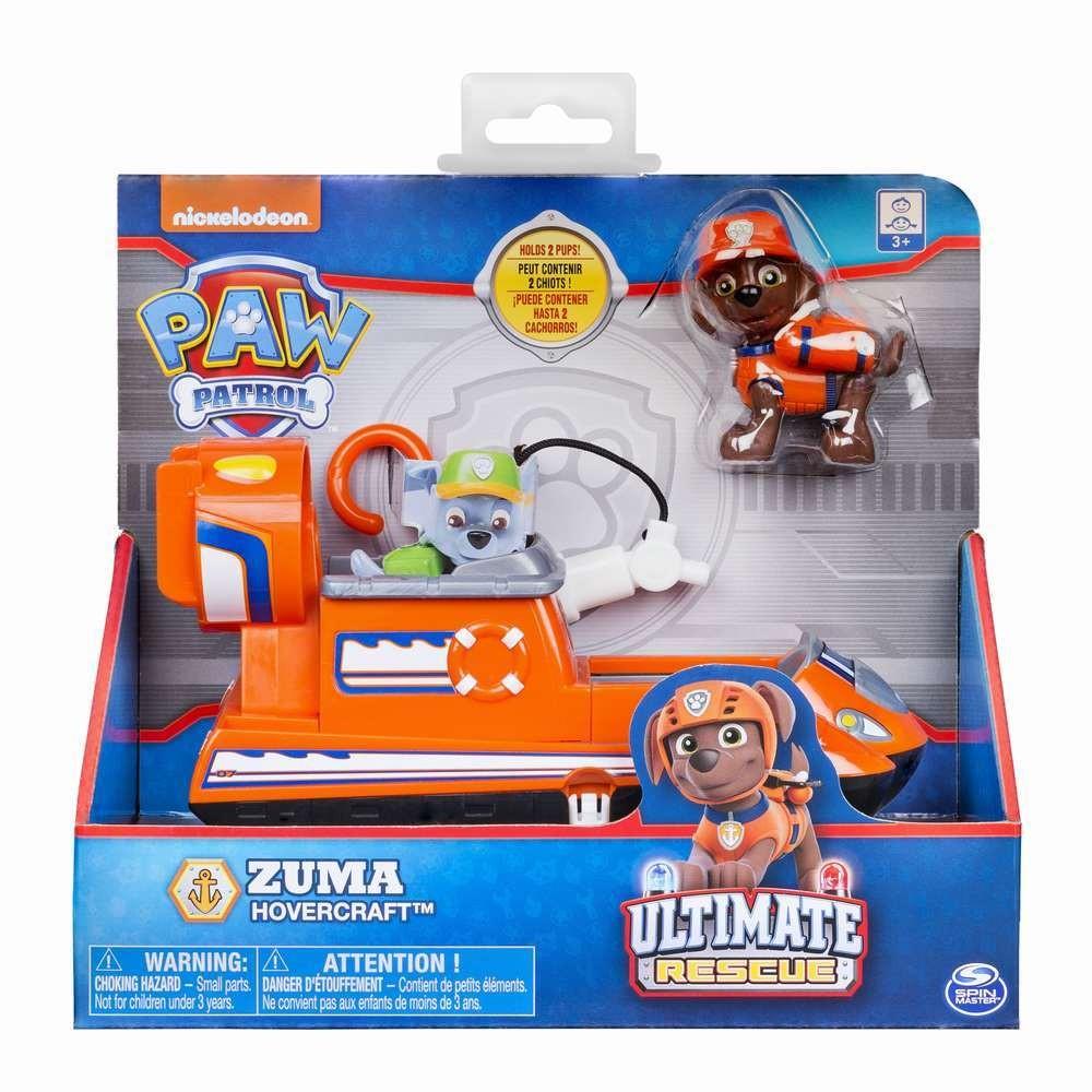 Patrula Catelusilor Vehicule Tematice Ultimate Rescue Zuma