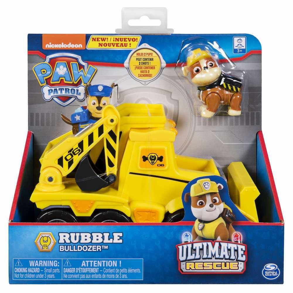 Patrula Catelusilor Vehicule Tematice Ultimate Rescue Rubble