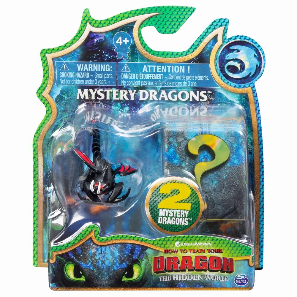 Set 2 Dragoni In Pachet Toothless Si Dragon Surpriza