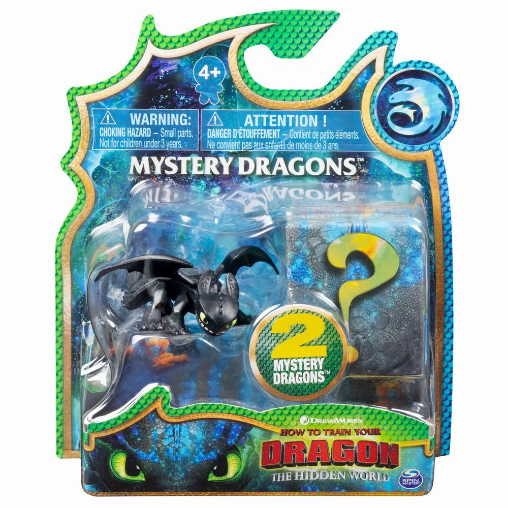 Set 2 Dragoni In Pachet Stirbul Si Dragon Surpriza