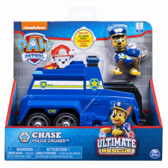 Patrula Catelusilor Vehicule Ultimate Rescue Chase