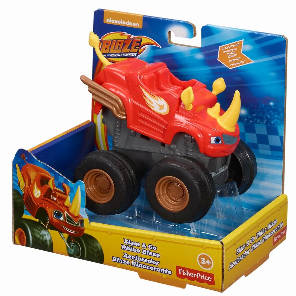Blaze Apasa Si Mergi Mai Departe Rhino Blaze