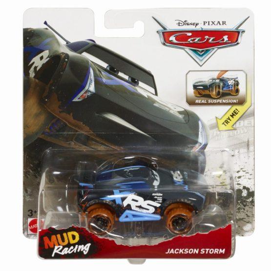 Cars Xrs Mud Personaje Principale Jackson Storm
