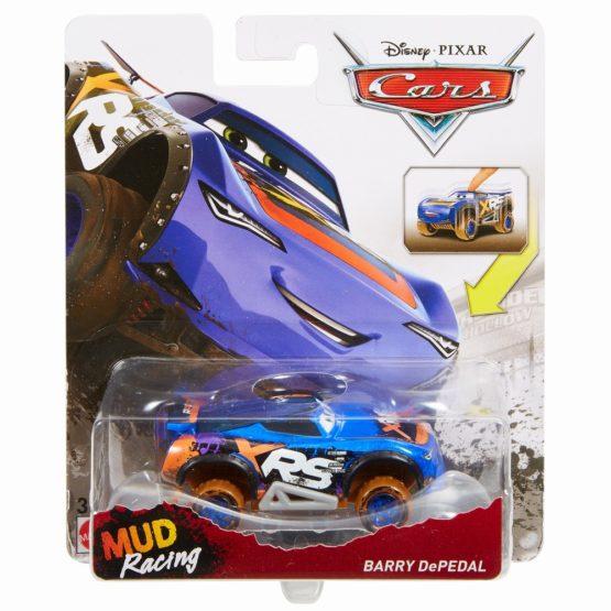 Cars Xrs Mud Personaje Principale Barry Depedal