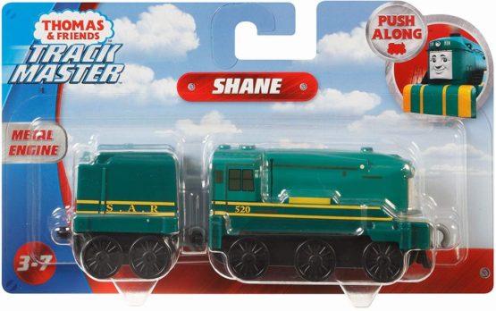 Thomas Locomotiva Cu Vagon Push Along Shame