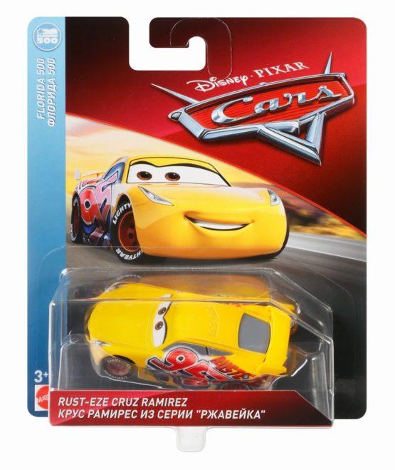Cars 3 Personaj Die Cast Cruz Ramirez Race
