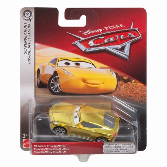 Cars 3 Personaj Die Cast Ramirez Metalizat