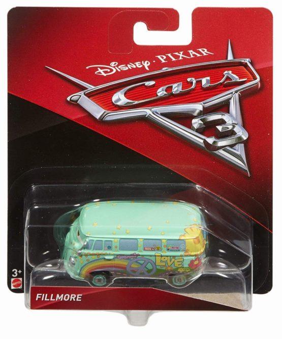 Cars 3 Personaj Die Cast Fillmore
