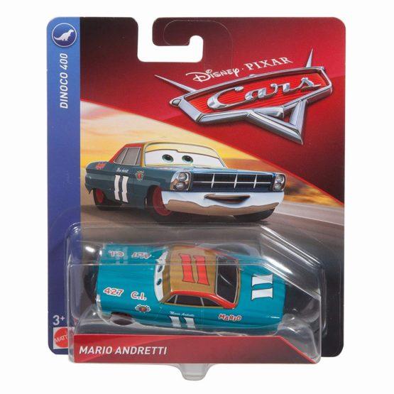 Cars 3 Personaj Die Cast Mario Andretti