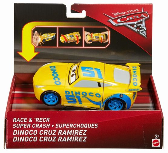 Cars3 Masinute Rasucite Cruz Ramirez