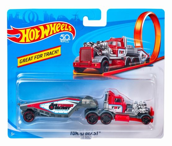 Hot Wheels Camioane Turbo Beast