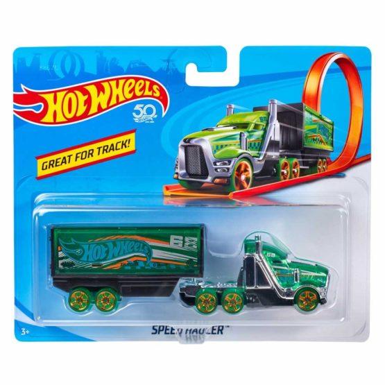 Hot Wheels Camioane Speed Hauler