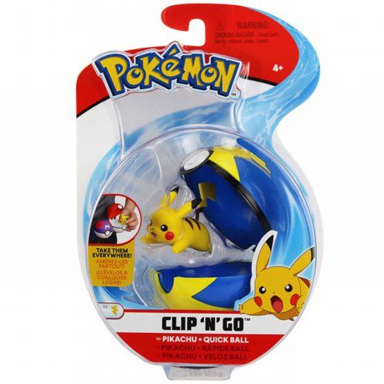 Pokemon Figurina Pikachu In Bila Rapida