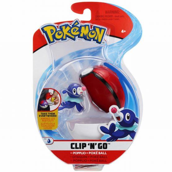 Pokemon Figurina Popplio In Bila Poke
