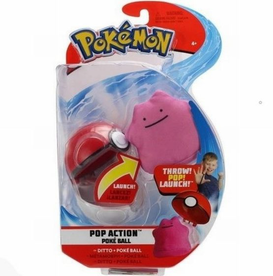 Pokemon Figurina Ditto In Bila Lansatoare