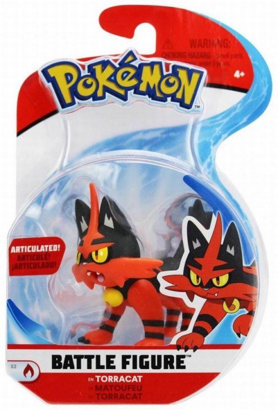 Pokemon Figurina Torracat