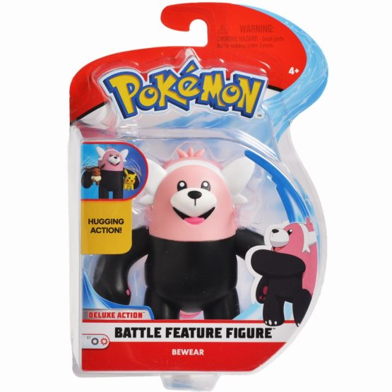 Pokemon Figurina Bewear Te Imbratiseaza