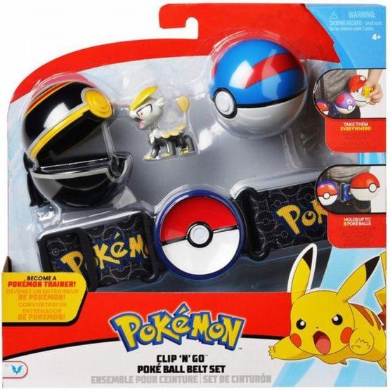 Pokemon Set Curea Cu Figurina Jangmo O Si Doua Bile