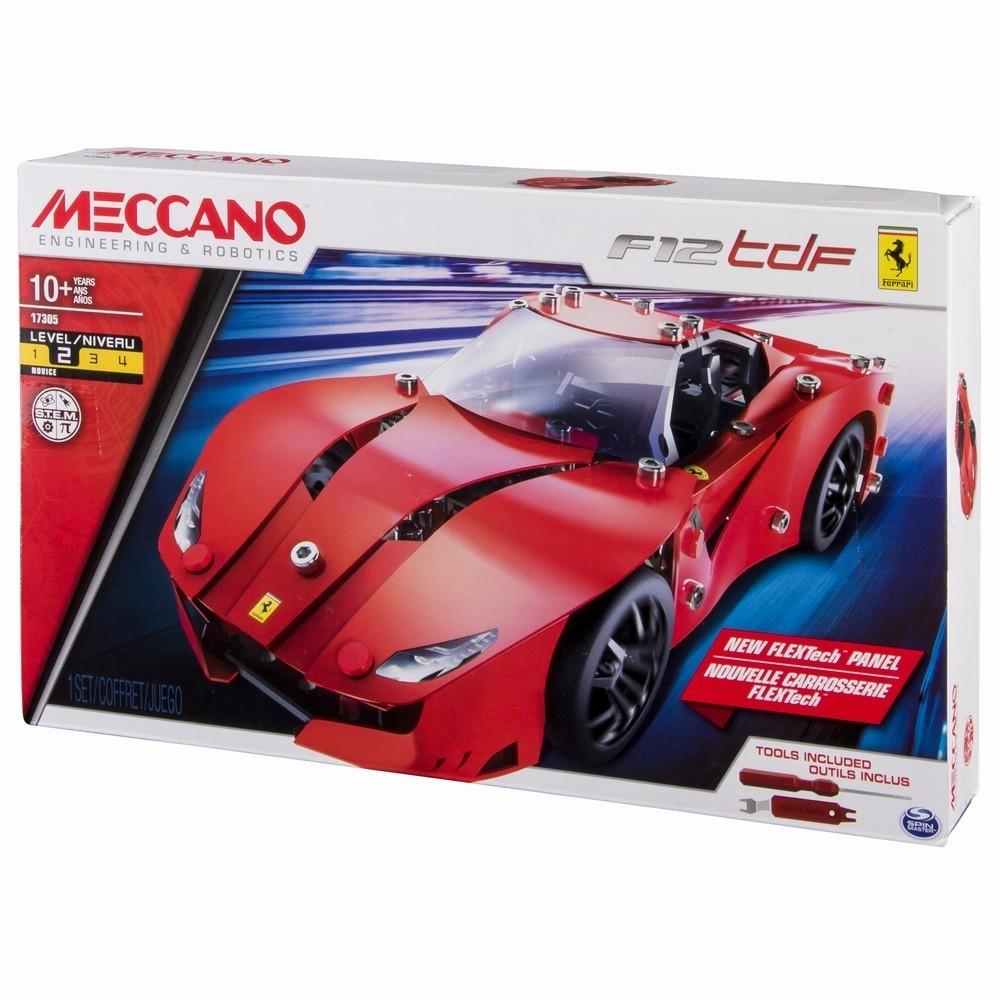 Meccano Ferrari F12