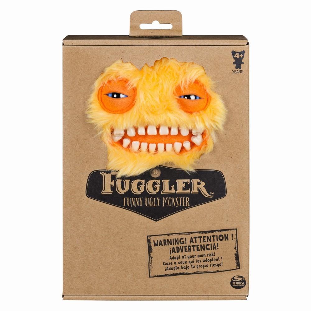 Creaturi Neintelese De Plus Fugglers 25cm Portocaliu