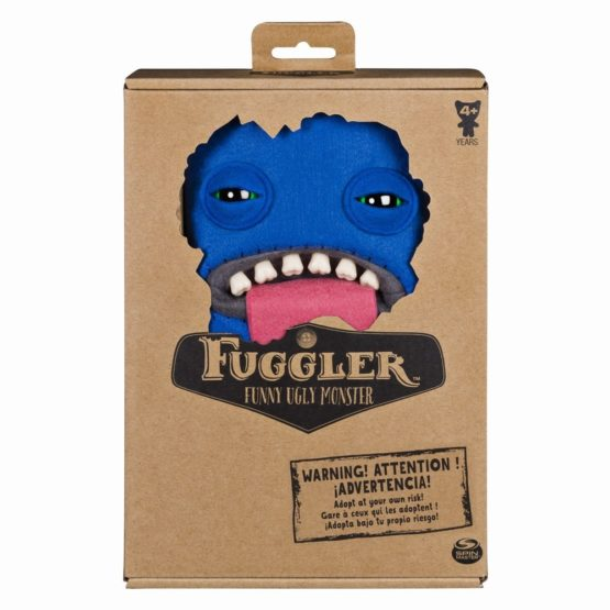 Creaturi Neintelese De Plus Fugglers 25cm Albastru
