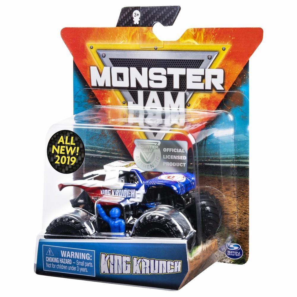 Monster Jam Metalica King Krunch Scara 1 La 64