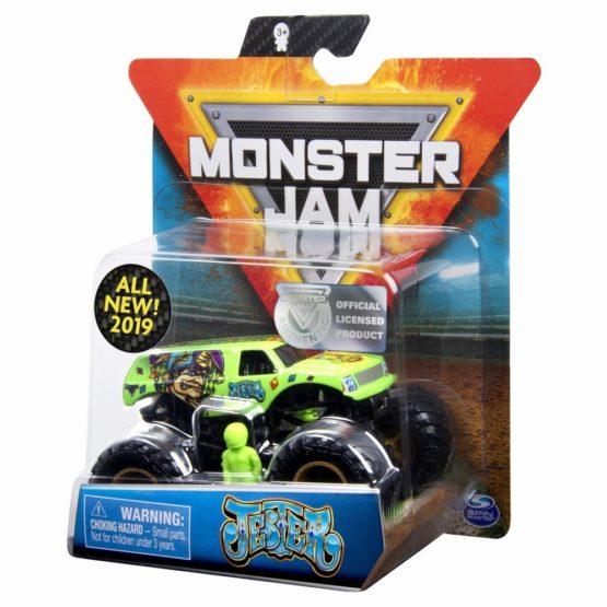 Monster Jam Metalica Jester Scara 1 La 64