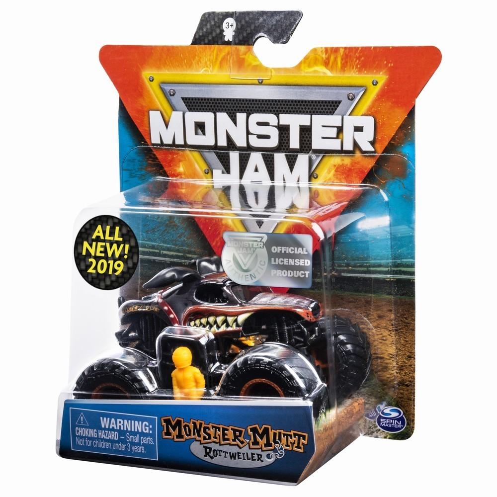 Monster Jam Metalica Rottweiler Scara 1 La 64